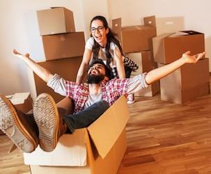 comportement etrange Francais immobilier
