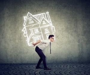investir immobilier chomage