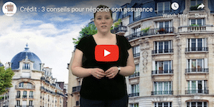 video assurance emprunteur